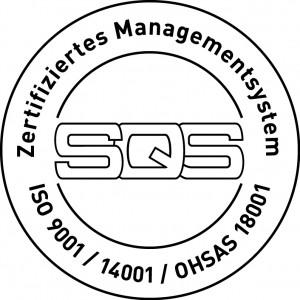SQS certificate
